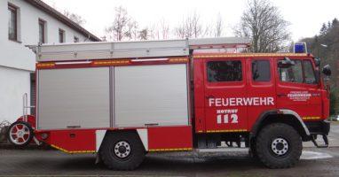 LF 16/12 FF Suhl Schmiedefeld