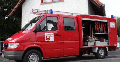 KLF Thüringen FF Suhl Albrechts