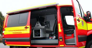 ELW1 Berufsfeuerwehr Suhl / FF Suhl Zentrum